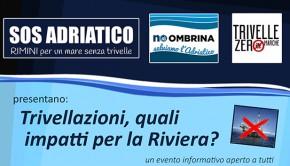 No alle trivelle in Adriatico
