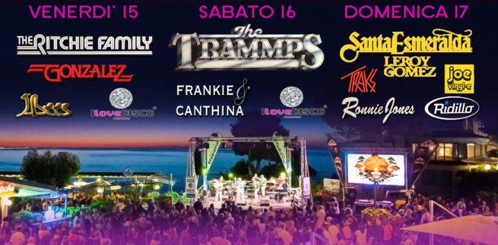 Programma Disco Diva 2018