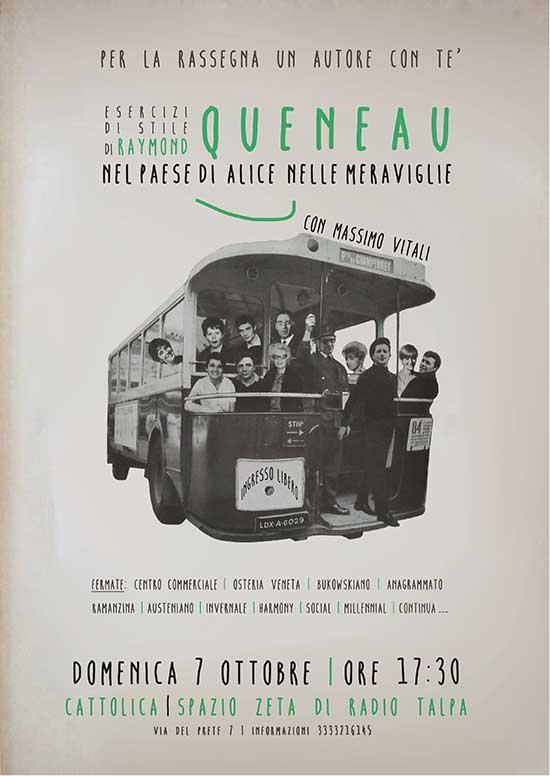 Massimo Vitali Queneau nel paese di Alice delle meraviglie
