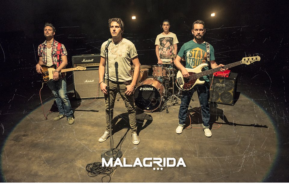 Malagrida rock band