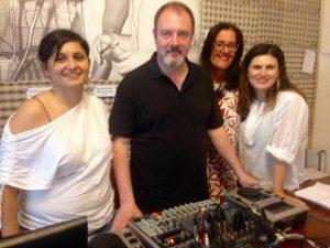 Carlo Lucarelli a RadioTalpa