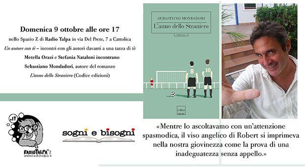 l'anno dello straniero di Sebastiano Mondadori