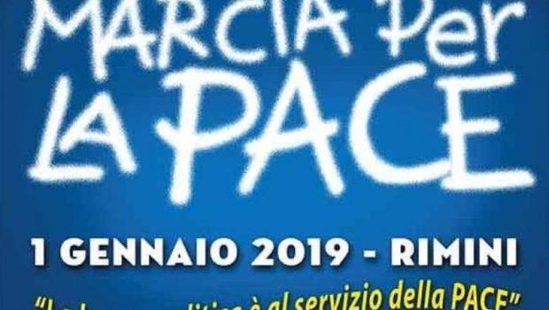 Marcia della pace 2019 Rimini