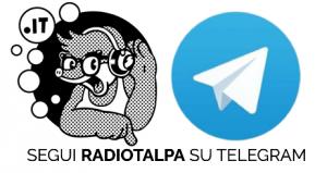 RadioTalpa è su Telegram